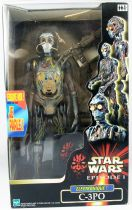 Star Wars Action Collection - Hasbro - C-3PO (Electronic Talking)