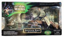 Star Wars Action Collection - Hasbro - Speeder Bike with Luke Skywalker