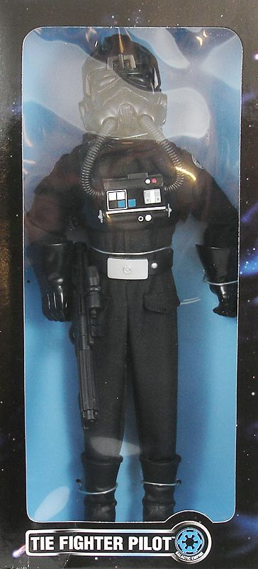Star Wars Action Collection - Hasbro - TIE Fighter Pilot