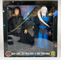 Star Wars Action Collection - Kenner - Jedi Luke Skywalker & Bib Fortuna
