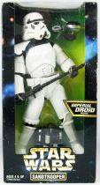 Star Wars Action Collection - Kenner - Sandtrooper with Imperial Droid