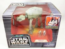 Star Wars Action Fleet - Imperial AT-AT - Galoob-Ideal