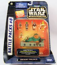 Star Wars Action Fleet - Jabba the Hutt (Battle Packs #8) - Galoob-Ideal
