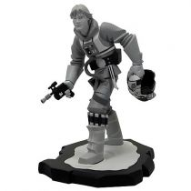 Star Wars Aniamted - Gentle Giant Maquette - Luke Skywalker (Balck & White Edition)