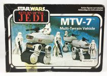 Star Wars Bilogo Return of the Jedi 1984 - Kenner - Mini Rigs : MTV-7 (MISB)