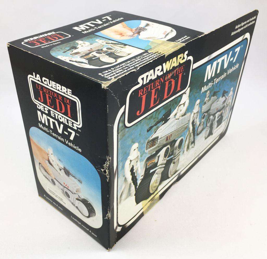 Star Wars Bilogo Return of the Jedi 1984 - Kenner - Mini Rigs : MTV-7 (MISB)
