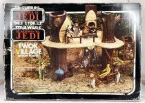 Star Wars Bilogo ROTJ 1983 - Kenner - Ewok Village (occasion en boite)