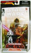 Star Wars Comic Packs - Revenge of the Sith #3 (Kashyyyk Trooper & Wookie Warrior)