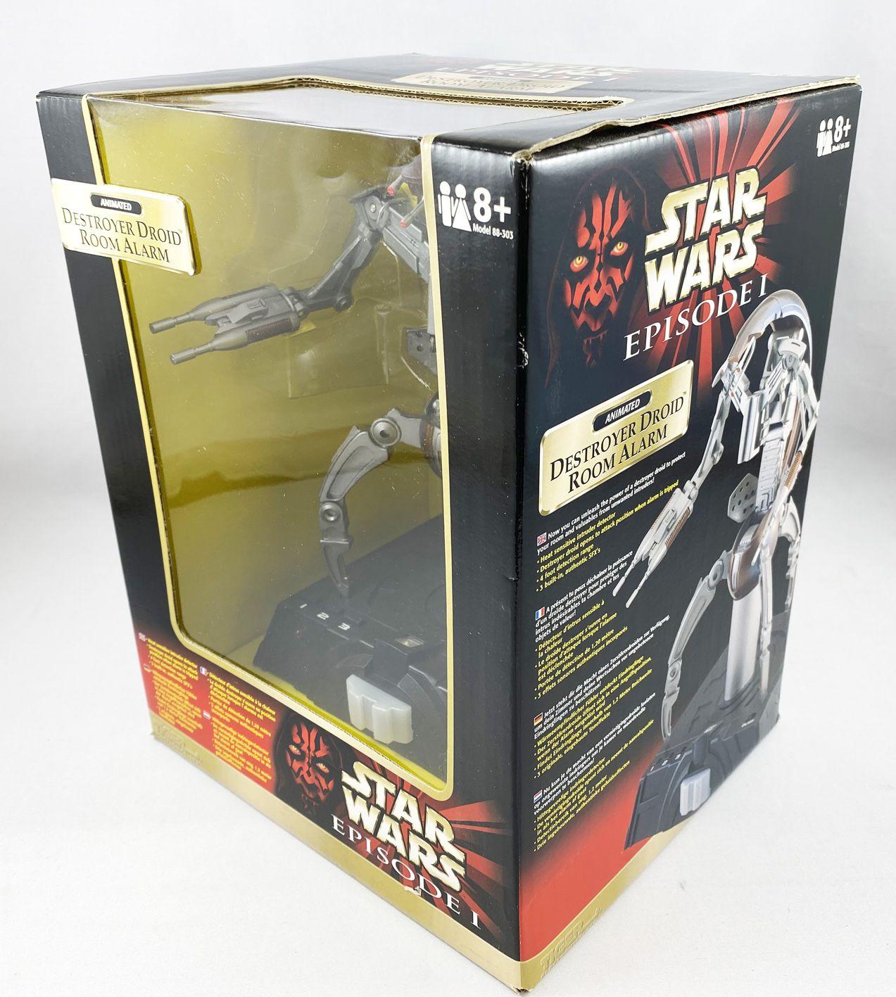 Star Wars Episode 1 - Tiger Electronics - Destroyer Droid Room Alarm