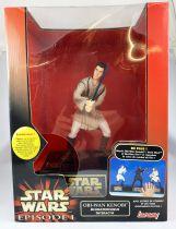 Star Wars Episode 1 - Tirelire Lansey - Obi-Wan Kenobi Animatronique Interactif