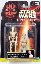 Star Wars Episode 1 (The Phantom Menace) - Hasbro - Anakin Skywalker & Bonus Battle Droid