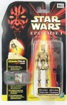 Star Wars Episode 1 (The Phantom Menace) - Hasbro - Battle Droid (Dirty)