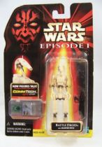 Star Wars Episode 1 (The Phantom Menace) - Hasbro - Battle Droid (White)