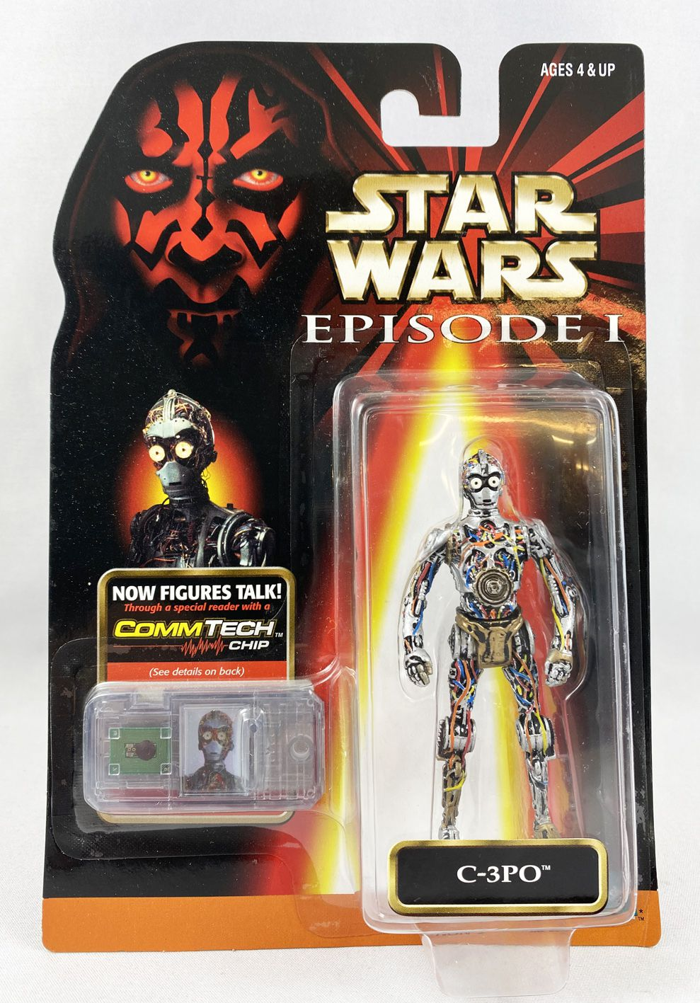 Star Wars Episode 1 (The Phantom Menace) - Hasbro - C-3PO