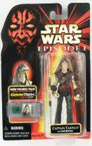 Star Wars Episode 1 (The Phantom Menace) - Hasbro - Captain Tarpals with Electropole