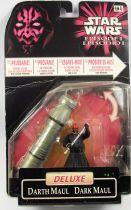 Star Wars Episode 1 (The Phantom Menace) - Hasbro - Darth Maul (Deluxe)
