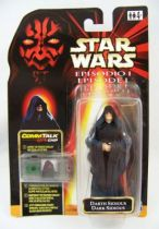 Star Wars Episode 1 (The Phantom Menace) - Hasbro - Darth Sidious 01