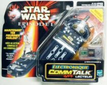 Star Wars Episode 1 (The Phantom Menace) - Hasbro - Electronique CommTalk Lecteur
