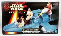 Star Wars Episode 1 (The Phantom Menace) - Hasbro - Flash Speeder