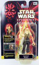 Star Wars Episode 1 (The Phantom Menace) - Hasbro - Jar Jar Binks (Naboo Swamp) with Fish