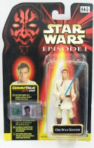 Star Wars Episode 1 (The Phantom Menace) - Hasbro - Obi-Wan Kenobi (Jedi Knight)