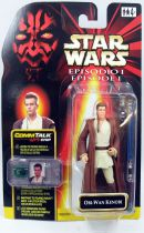 Star Wars Episode 1 (The Phantom Menace) - Hasbro - Obi-wan Kenobi (Naboo)