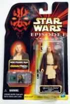 Star Wars Episode 1 (The Phantom Menace) - Hasbro - Qui-Gon Jinn (Naboo)