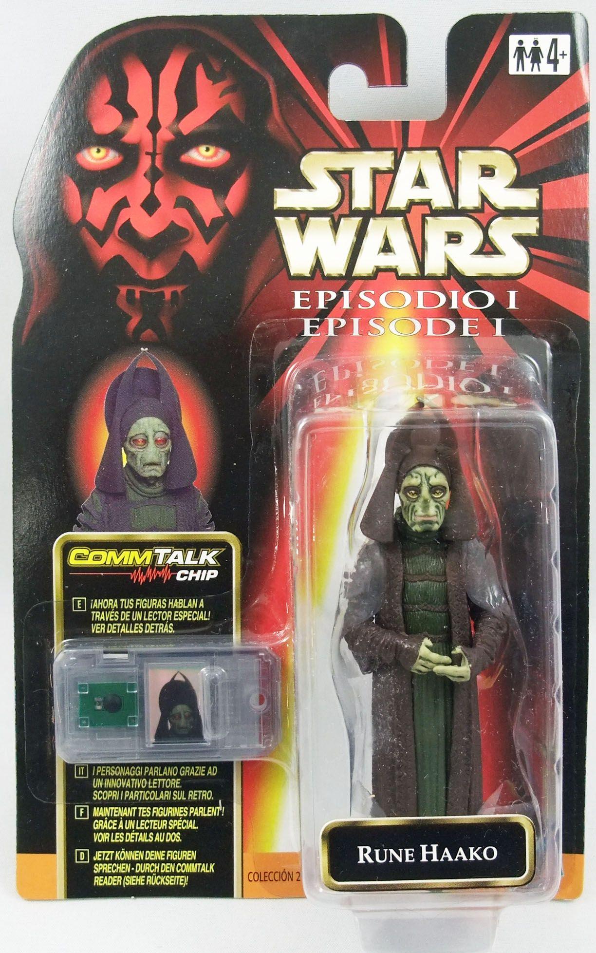 Star Wars Episode 1 (The Phantom Menace) - Hasbro - Rune Haako
