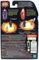 Star Wars Episode 1 (The Phantom Menace) - Hasbro - Senator Palpatine & Bonus Battle Droid