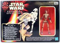 Star Wars Episode 1 (The Phantom Menace) - Hasbro - STAP & Battle Droid
