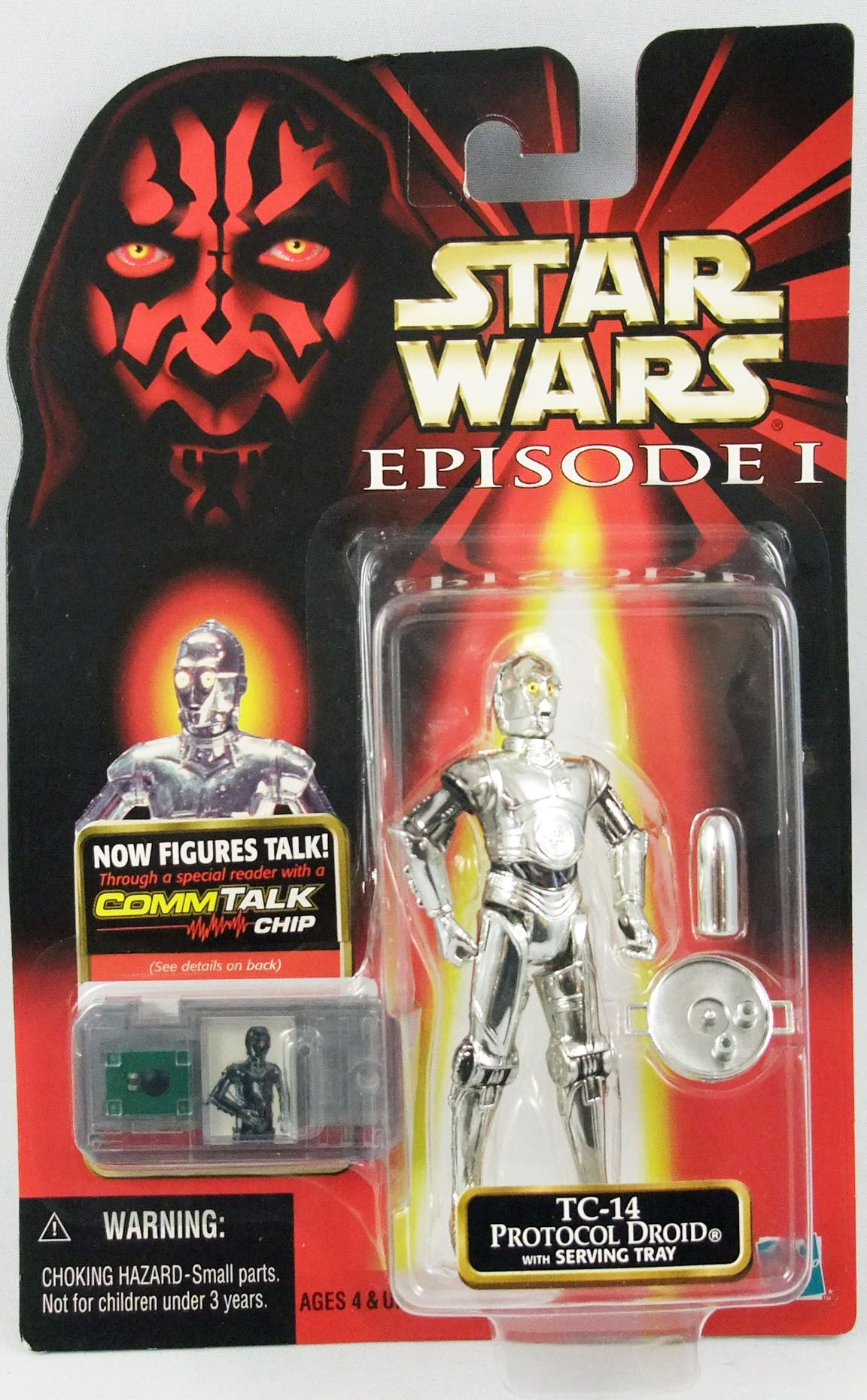 Star Wars Episode 1 (The Phantom Menace) - Hasbro - TC-14