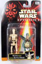 Star Wars Episode 1 (The Phantom Menace) - Hasbro - Watto & Bonus Battle Droid