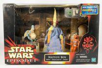 Star Wars Episode 1 (The Phantom Menace) - Hasbro - Watto\'s Box