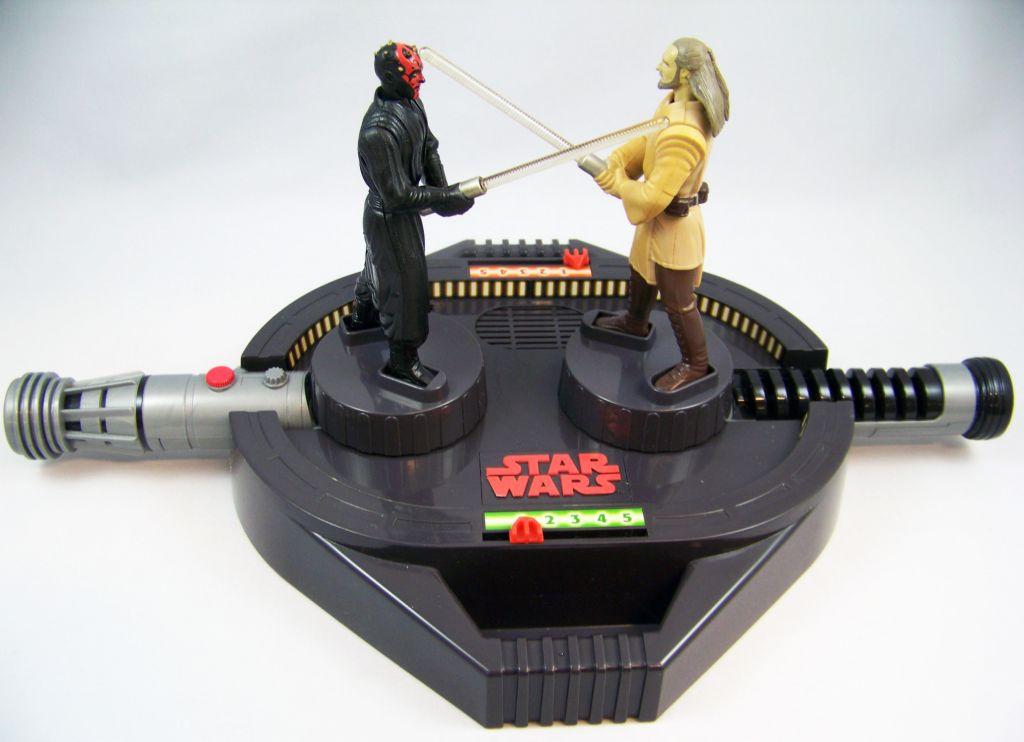 Star Wars Episode 1 (The Phantom Menace) - Lansay - Duel au Sabre Laser 03