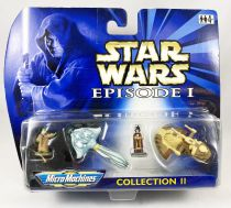 Star Wars Episode 1 Micro Machines - Collection II - Galoob-Hasbro