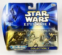Star Wars Episode 1 Micro Machines - Collection V - Galoob-Hasbro