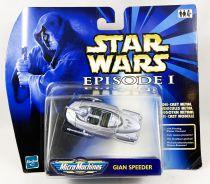 Star Wars Episode 1 Micro Machines - Die-cast Vehicles : Gian Speeder - Galoob