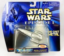 Star Wars Episode 1 Micro Machines - Die-cast Vehicles : Royal Starship - Galoob