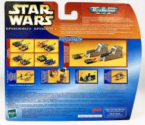 Star Wars Episode 1 Micro Machines - Podracing series : Podracers III - Galoob-Hasbro