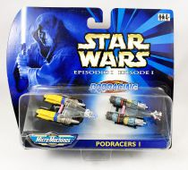 Star Wars Episode 1 Micro Machines - Podracing series: Podracers I - Galoob-Hasbro