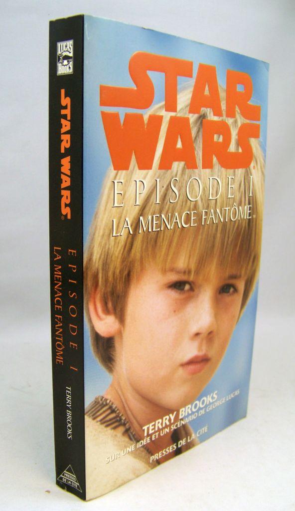 Star Wars Episode 1 La Menace Fantôme - Presses de la Cité 1999 02
