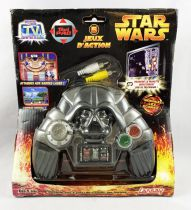 Star Wars Episode 3 - Lansay (Jakks TV Games) - Darth Vader Tivi Pad (5 action games)