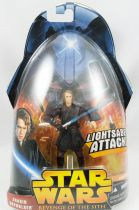 Star Wars Episode III (Revenge of the Sith) - Hasbro - Anakin Skywalker (Lightsaber Attack #2)