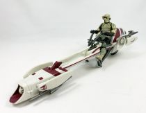 Star Wars Episode III (Revenge of the Sith) - Hasbro - Barc Speeder with Barc Trooper (occasion)