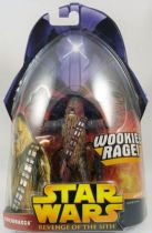 Star Wars Episode III (Revenge of the Sith) - Hasbro - Chewbacca (Wookiee Rage #5)