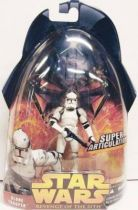 Star Wars Episode III (Revenge of the Sith) - Hasbro - Clone Trooper (Super Articulation #41)