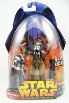 Star Wars Episode III (Revenge of the Sith) - Hasbro - Commander Gree (Battle Gear #59)