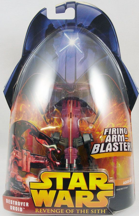 Star Wars Revenge Of The Sith Destroyer Droid