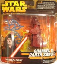 Star Wars Episode III (Revenge of the Sith) - Hasbro - Emperor Palpatine (Deluxe figure)