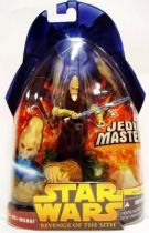 Star Wars Episode III (Revenge of the Sith) - Hasbro - Ki-Adi-Mundi (Jedi Master #29)
